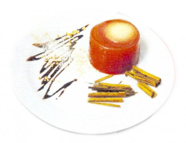 Biancomangiare al Limone e  Cannella